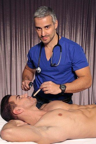 доктор гей рассказ