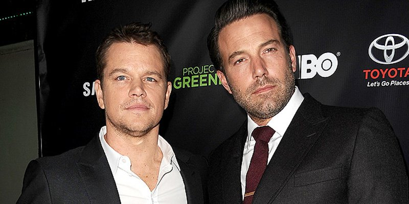 The official trailer for Ben Affleck and Matt Damon's new project TheRunner is here!