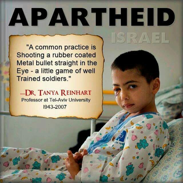#askNetanyahu whose idea was it to shoot rubber bullets in children's eyes? https://t.co/Qk9Ji5PZbl