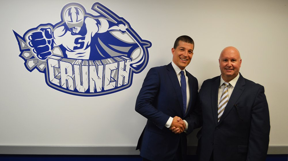 The @TBLightning have hired Benoit Groulx as head coach of the #SyrCrunch.  https://t.co/HM8G5BMBoR https://t.co/oneCVlIwJR