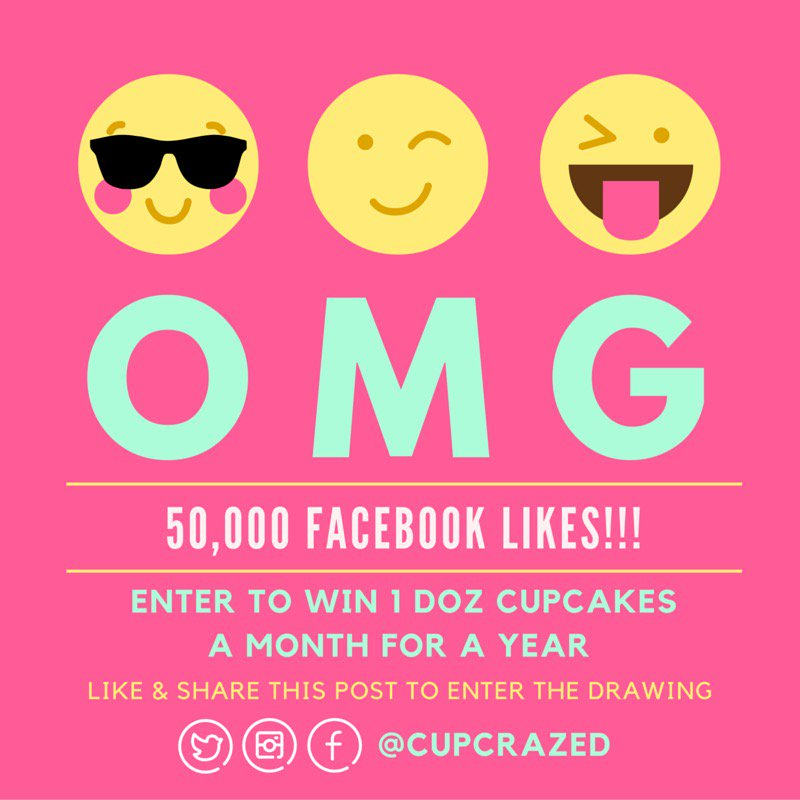 Facebook says there's a reward for our favorite people. After 6+ years....who wants free cake?! https://t.co/RM7e2jUMF5