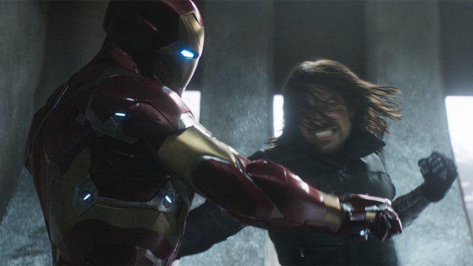 Box office: CaptainAmerica: CivilWar to dominate George Clooney's
