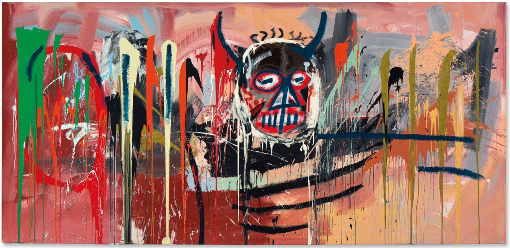 Christie's hosts $318.4 million contemporary sale, sets new Basquiat record—$57.3 million https://t.co/v1h66xaATH https://t.co/NoSWiICoC5