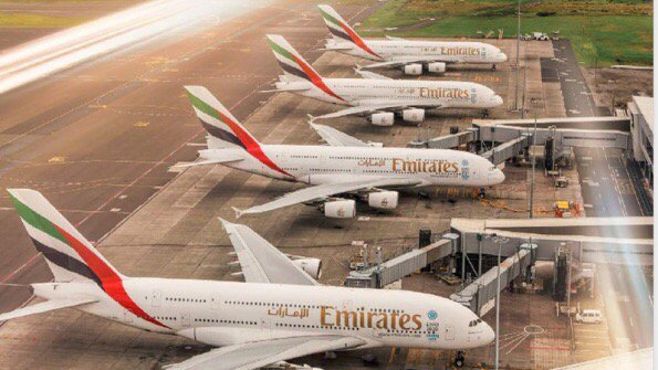 Emirates Airline reports FY 2015-16 profits up 56.4%