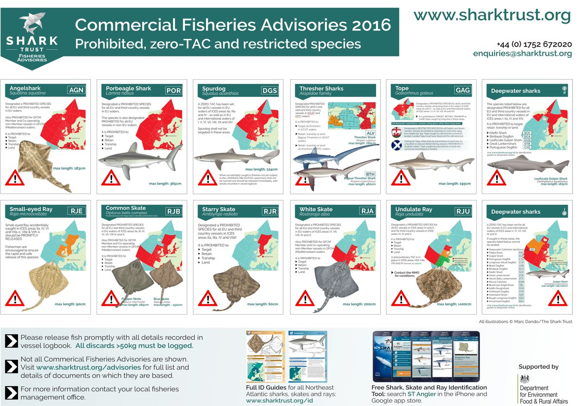2016 commercial fisheries advisories have been sent out & are also available to download at https://t.co/mG0OoDSd8G! https://t.co/8XPodfgmDr