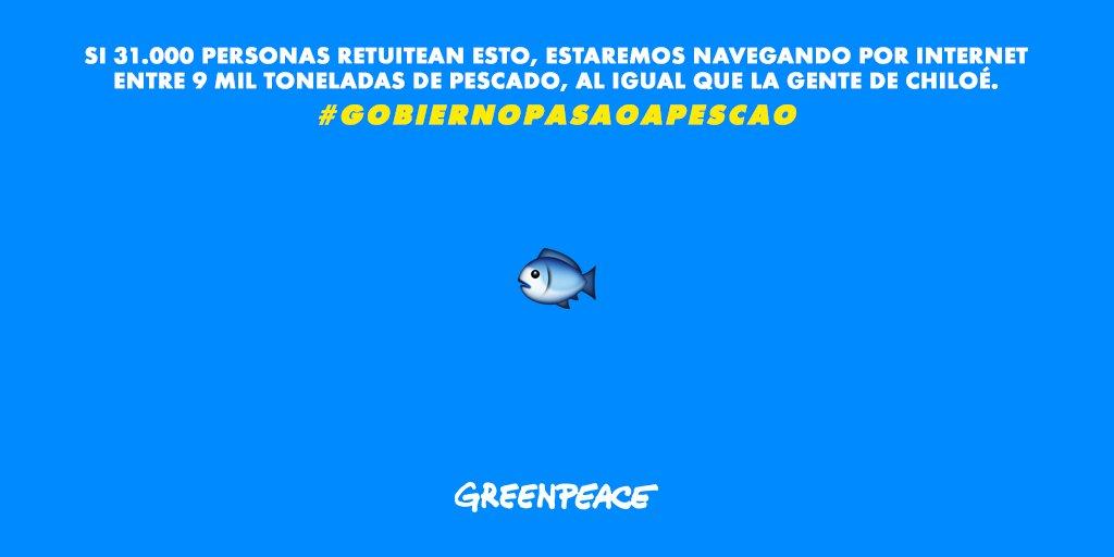 Devuélvele al gobierno las 9 MIL toneladas de pescado que autorizó verter en el mar. Atento al próximo tuit... https://t.co/2qPCmeEnQA