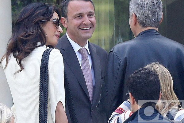 Amal Clooney just totally stole the limelight from George Clooney at Cannes2016: