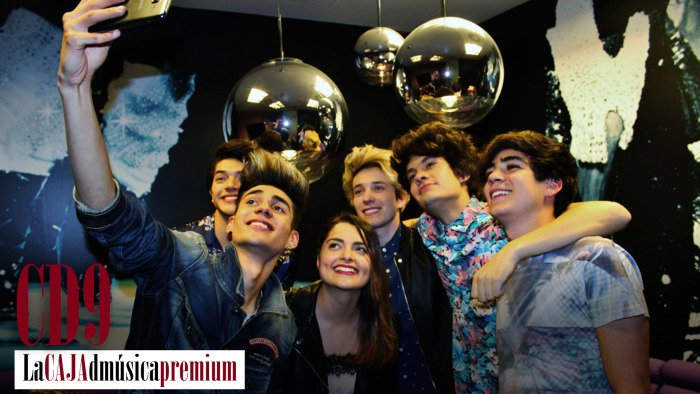 La banda @CD9 acepta el reto de @LaPropuesta_web en @flooxer ▶ https://t.co/wCC5x1qz3t https://t.co/2gfGs9HqHV