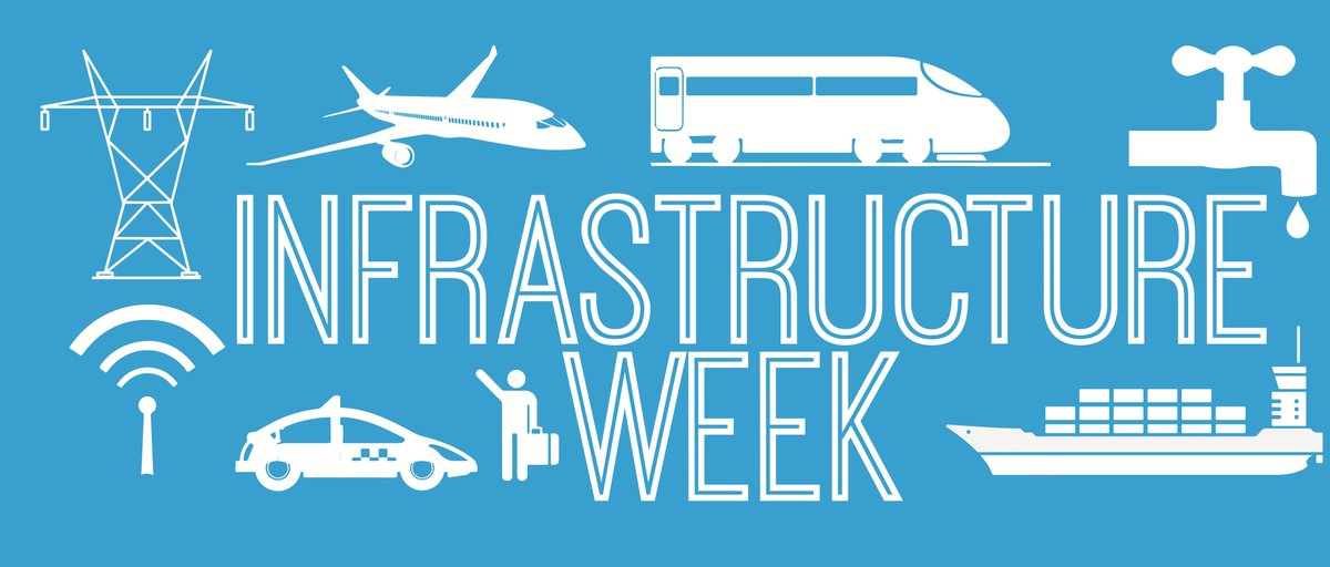 We're taking part in Infrastructure Week from May 16-23. Learn more