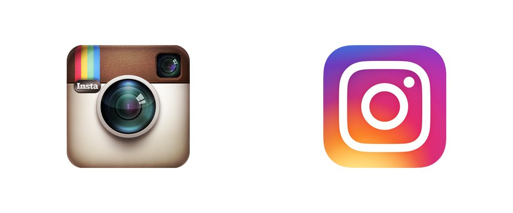 Today on Brand New (Reviewed): New Icon for @instagram done In-house https://t.co/tC3gd63mtT https://t.co/s9E2xFSxd9