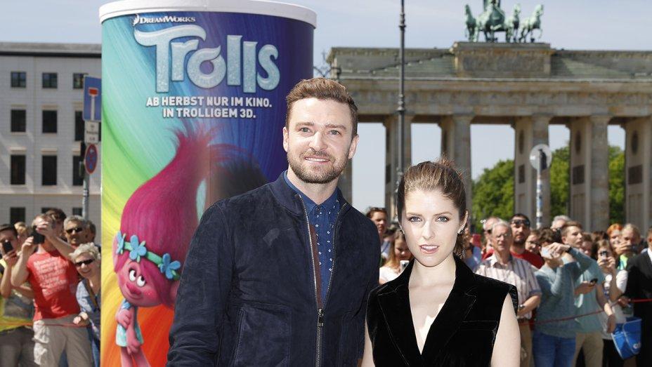 Cannes: Justin Timberlake, Anna Kendrick Sing Cyndi Lauper's