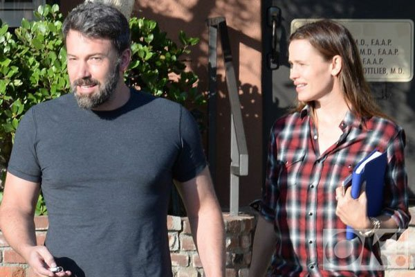 Ben Affleck and Jennifer Garner will spend HOW LONG together?
