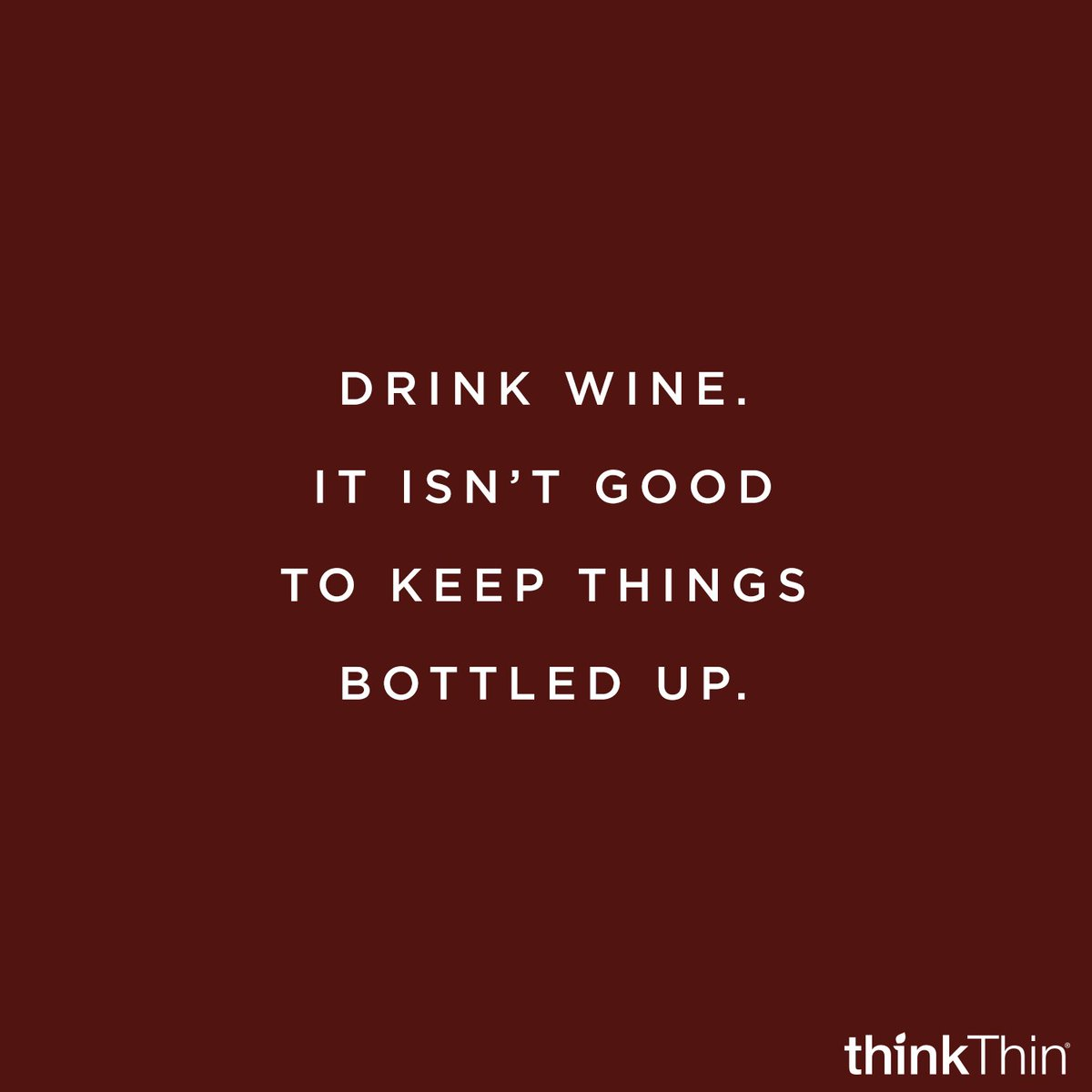 Just let it out #WineWednesday https://t.co/tBOEPkedJY
