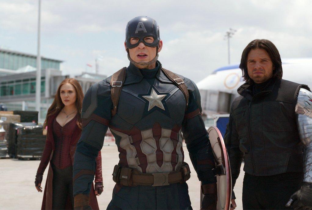 CaptainAmericaCivilWar filming tensions