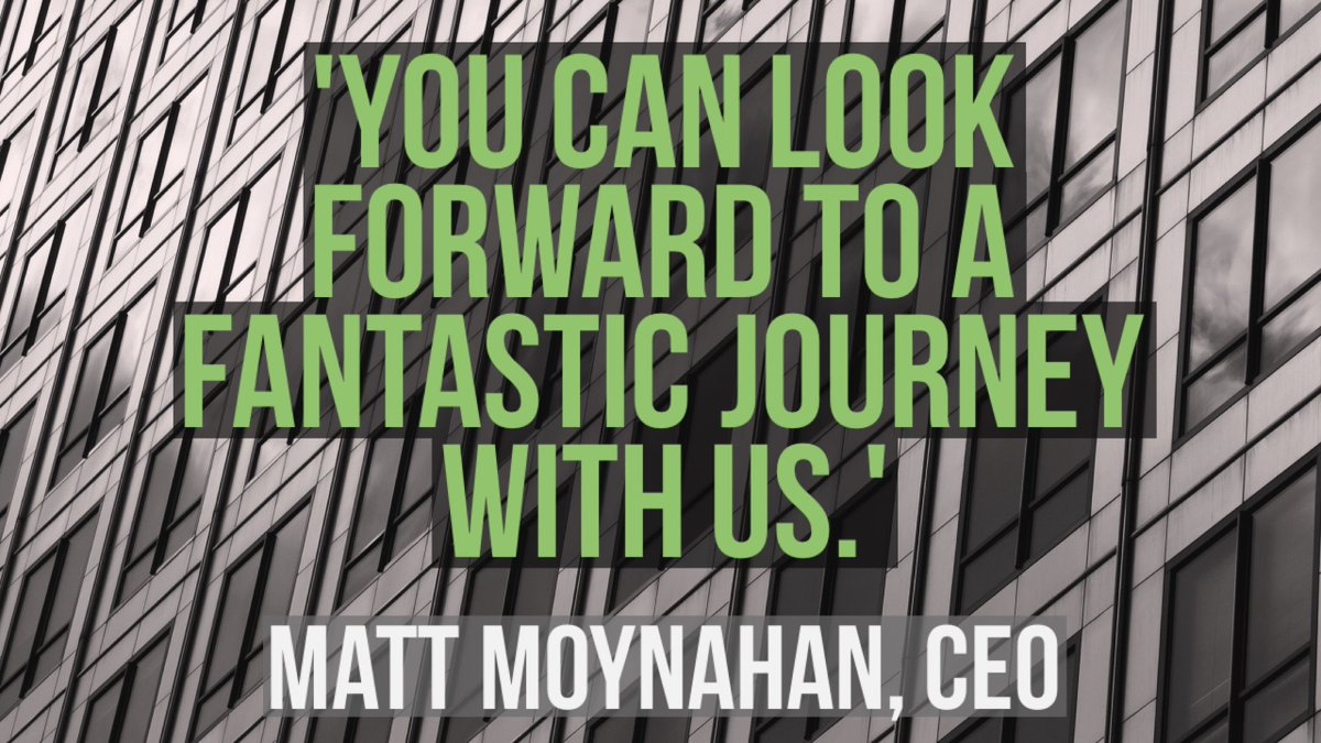 What does our CEO, Matt Moynahan, have to say about #Forcepoint? https://t.co/y0pmj4ozUL https://t.co/aTSY4DskG3