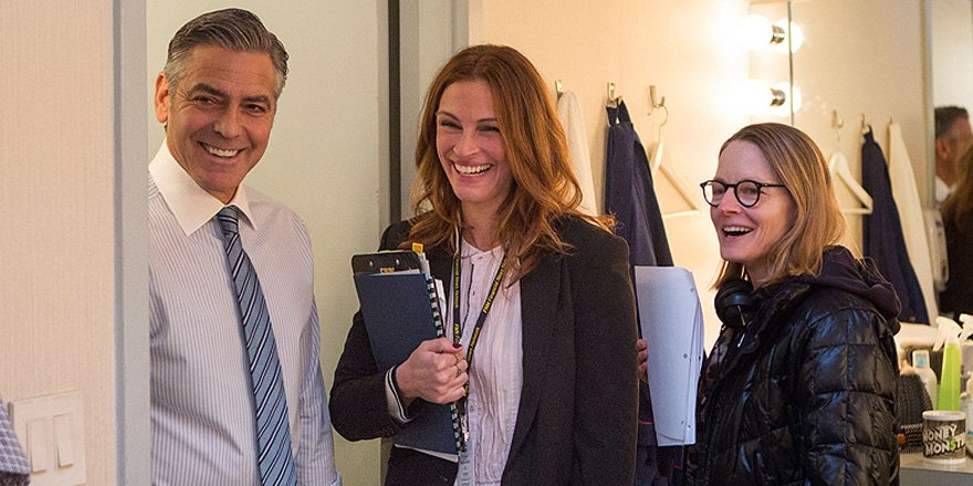 George Clooney, Julia Roberts, Jodie Foster: Which star feels sexiest eating PB&J?