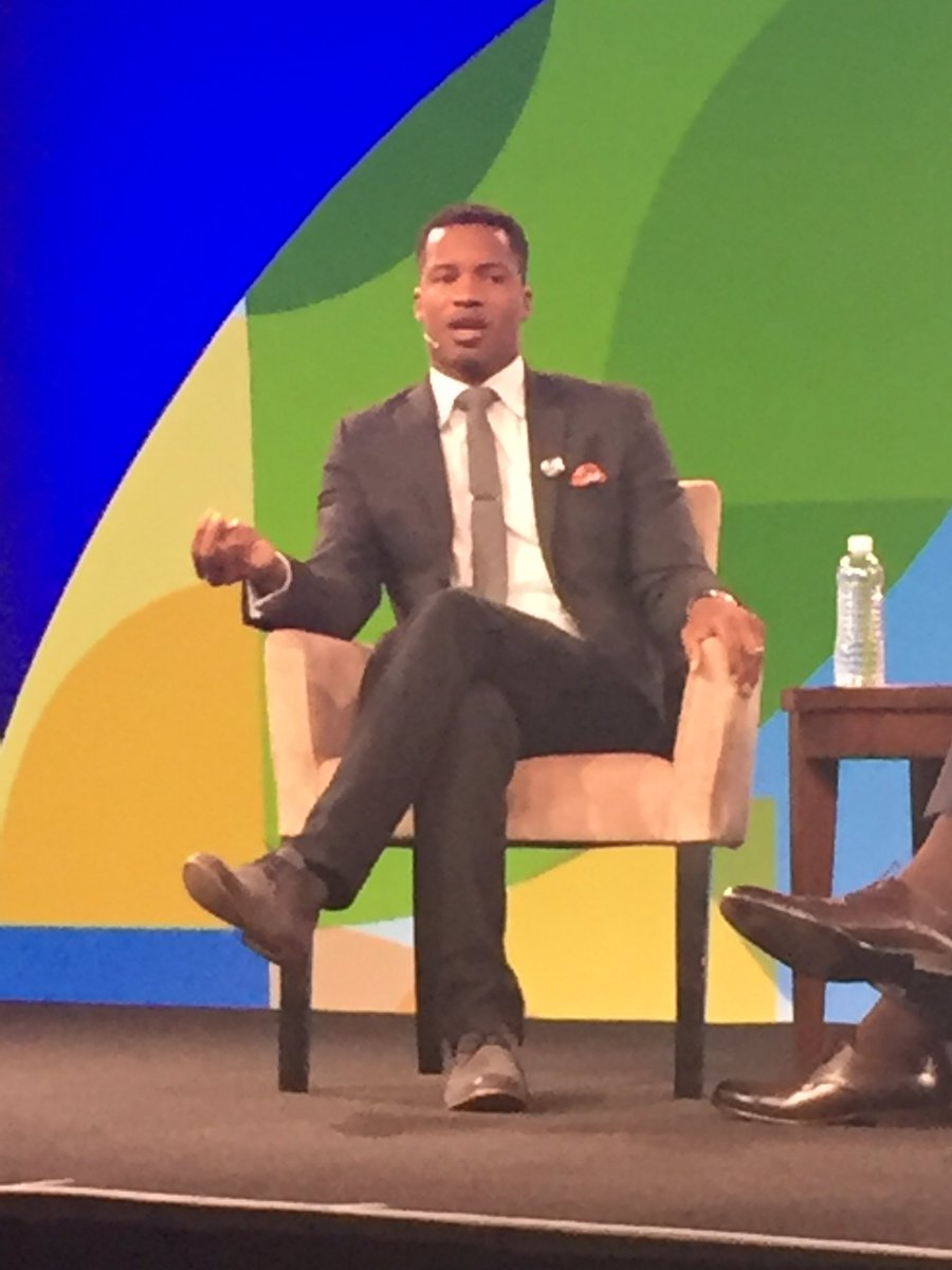 If we really want equality, everyone in this room has to give up privilege -@NateParker #nsvfsummit https://t.co/2h0PTsz3bh