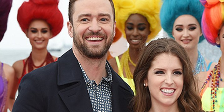 Watch Justin Timberlake & Anna Kendrick sing 'True Colors' at