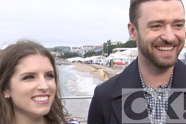So Justin Timberlake and @AnnaKendrick47 talk about Can't Stop The Feeling at Cannes, watch:
