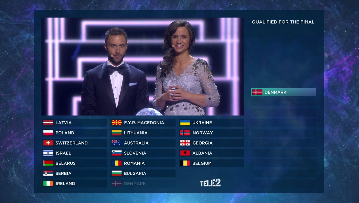 Well this is awkward  #Romania  #Eurovision https://t.co/dFe8SSam3u