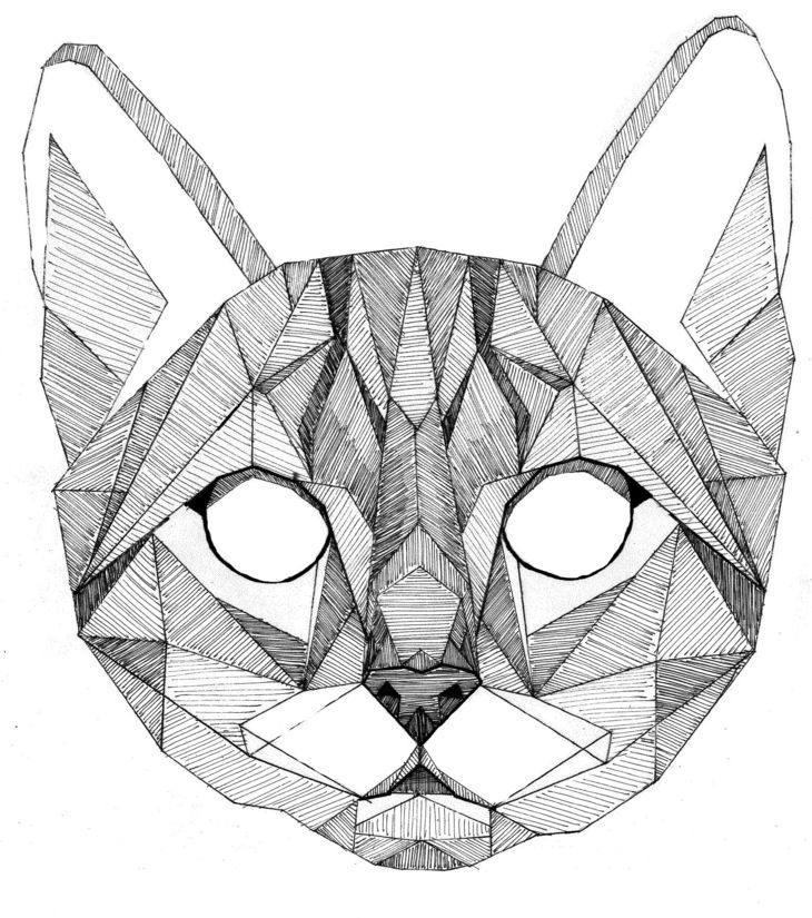 RT @hitRECord: This geometeric kitty was designed by 'AgataCe' of Poland — https://t.co/ApFNCLznfZ https://t.co/GxXurWcTWe