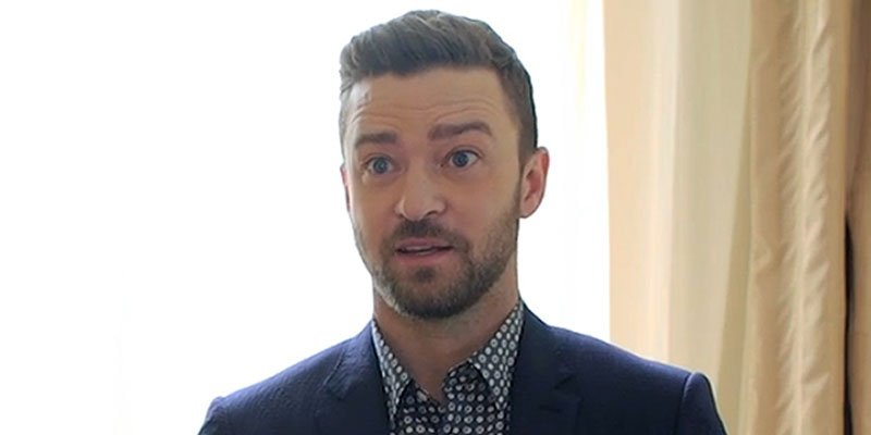 Justin Timberlake tells PEOPLE it will be exciting to watch Trolls with son Silas!