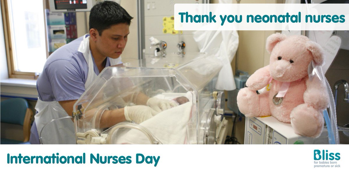 It's #internationalnursesday today. Thank you to the amazing neonatal nurses caring for premature and sick babies. https://t.co/jnXDEUICmY