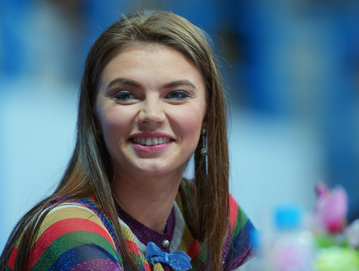Кабаева алина маратовна и ее дети фото 2018