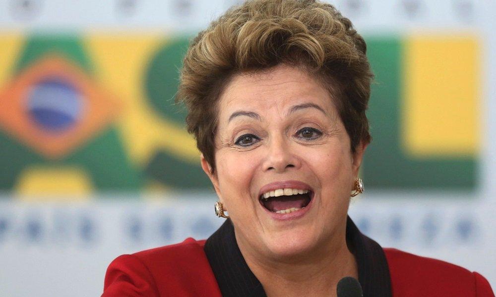 BRASIL: El 60% de los Senadores tiene o tuvo cuentas con la JUSTICIA. Y estos son los JUECES de #Dilma https://t.co/KzKBBQyGnt