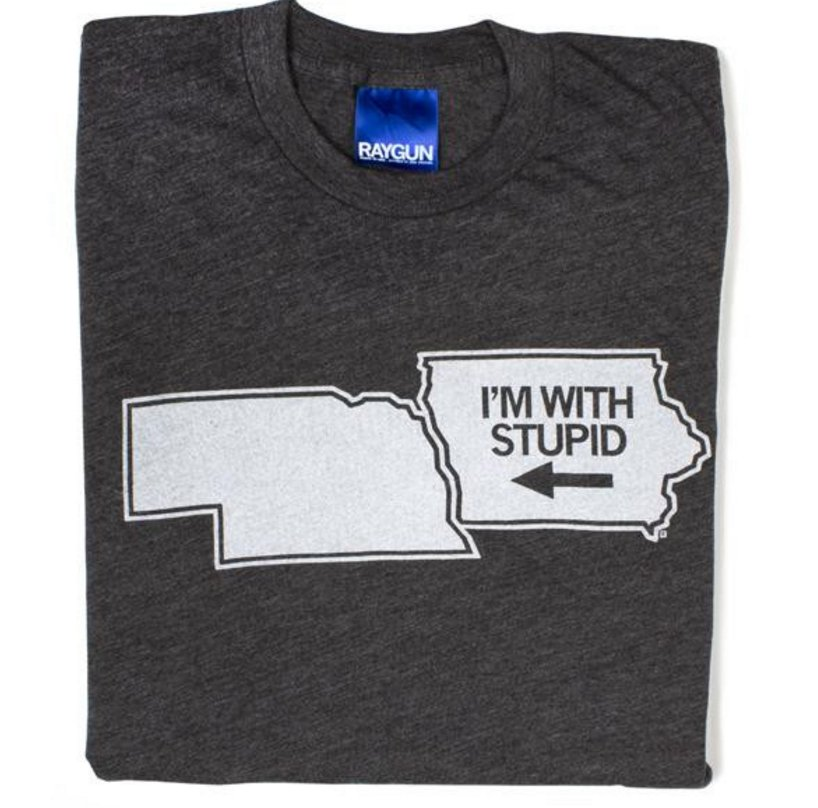 sorry Nebraska, we just can't help ourselves sometimes. #raygun #OmahaYouStillCool https://t.co/jXs9RT4bql https://t.co/N1fCCBTcSD