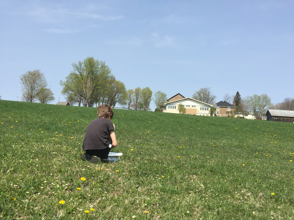 test Twitter Media - Sketching outside on a perfect Spring day!!! #wearesolucky https://t.co/DYHDULtXeS