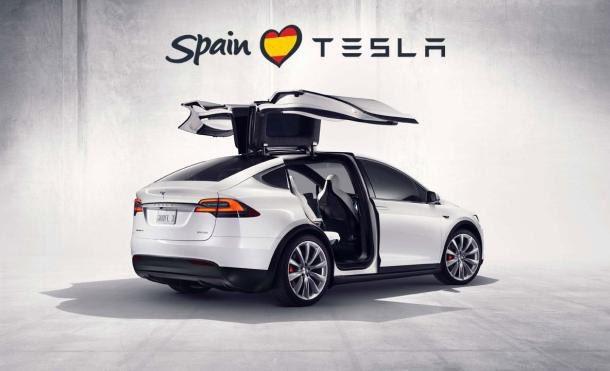 En España queremos una fábrica de Tesla y desde Autofácil lo apoyamos #SpainLovesTESLA https://t.co/DOeQHut21x