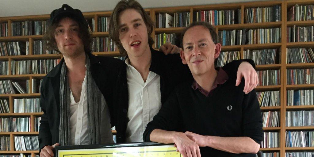 #NP #Glasgow. NEW from @thebottlemen ahead of next Wed's interview recorded at Steve's house #CatfishAndTheBottlemen https://t.co/G9n5M1Uapi