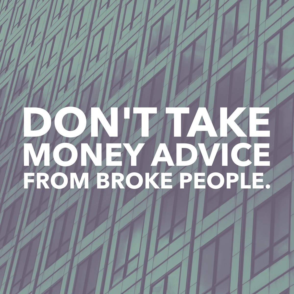 If your broke friends are making fun of you, you're probably doing something right. #DaveDaily https://t.co/xzE9E7UscH