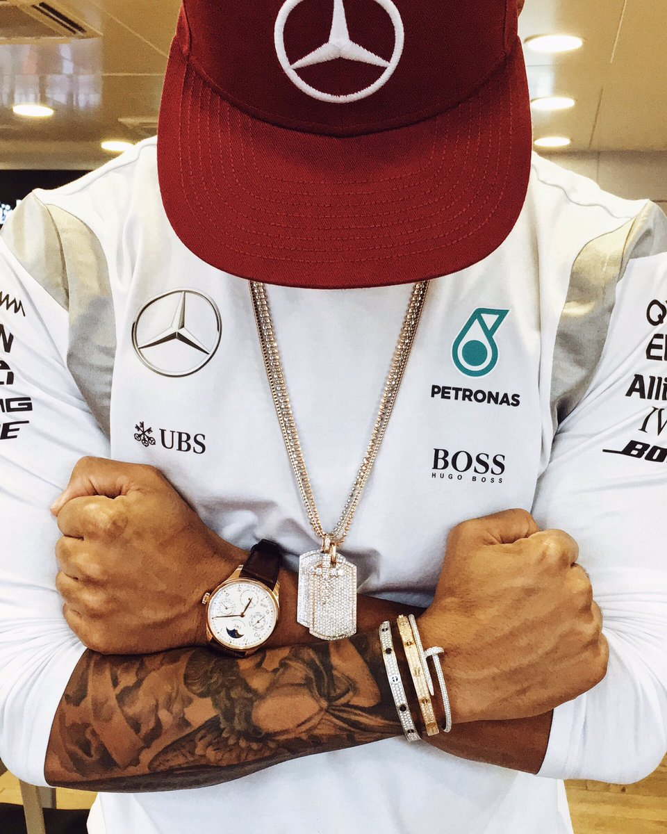 Lewis hamilton news photos and videos for Stephen paddock 13 tattoo