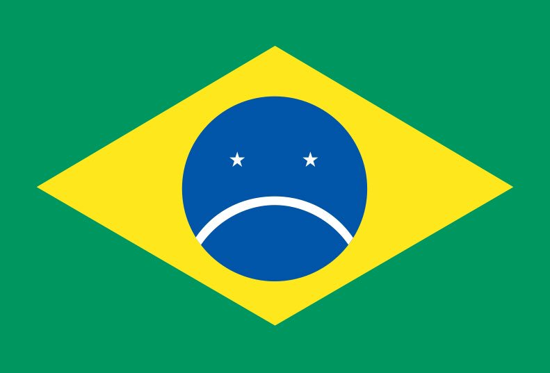 A very sad day for #Brazil https://t.co/npvqZTcjkR