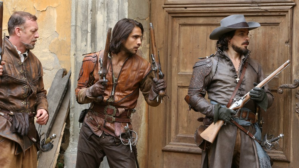 Hulu has acquired BBC drama TheMusketeers and set a Season 3 premiere date: