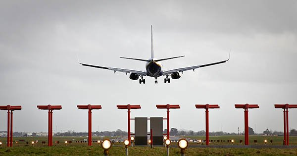 Essential maintenance on main runway @DublinAirport  from 11pm-4.30am over next 2 weeks