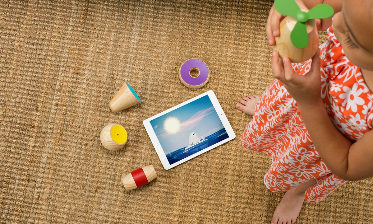 Kid-focused startups are moving away from screens and towards blocks and toys: https://t.co/xBQPOngTGW #frogLabs https://t.co/drQbM2krBf