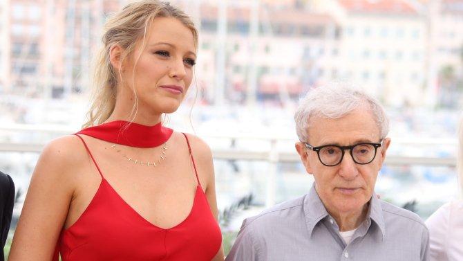 Blake Lively slammed Cannes for the Woody Allen rape joke in opening night
