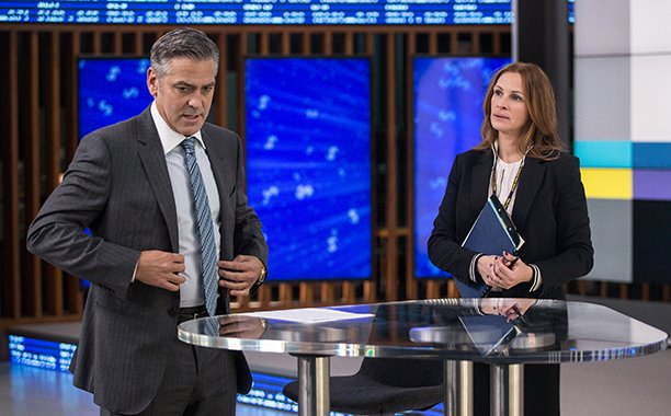 George Clooney's character is more jester than monster in 'Money Monster.' Our review: