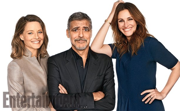 George Clooney, Julia Roberts and Jodie Foster reflect on the lessons of fame: