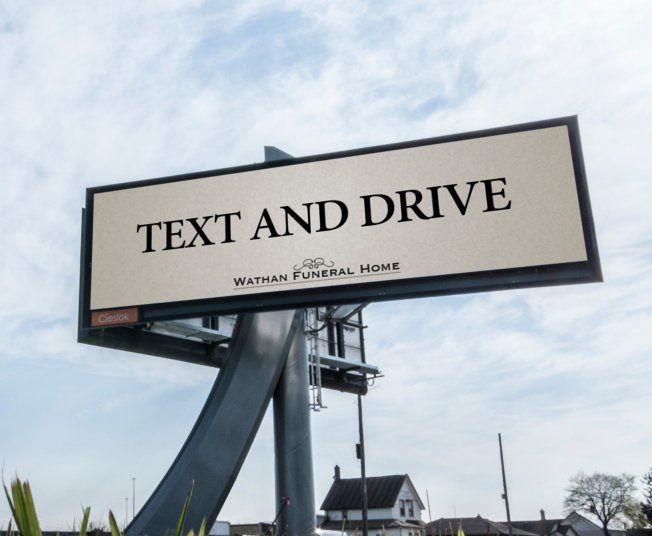 This Darkly Clever Billboard for a Funeral Home Leaves Toronto Motorists Aghast ... https://t.co/dCjvHMrDCY https://t.co/n9AM27B3Um