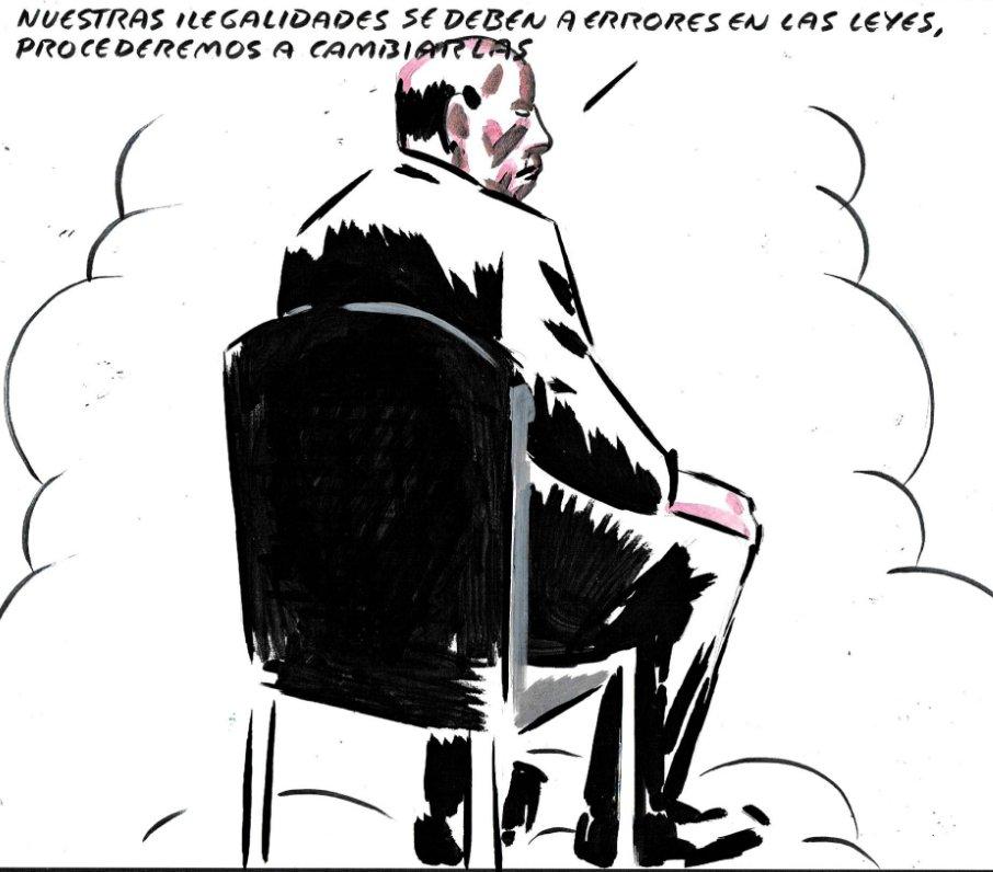 El Roto del 13M   #FelizViernes  #Portada #Portadas  #EnPortada https://t.co/hEGBI32fzQ