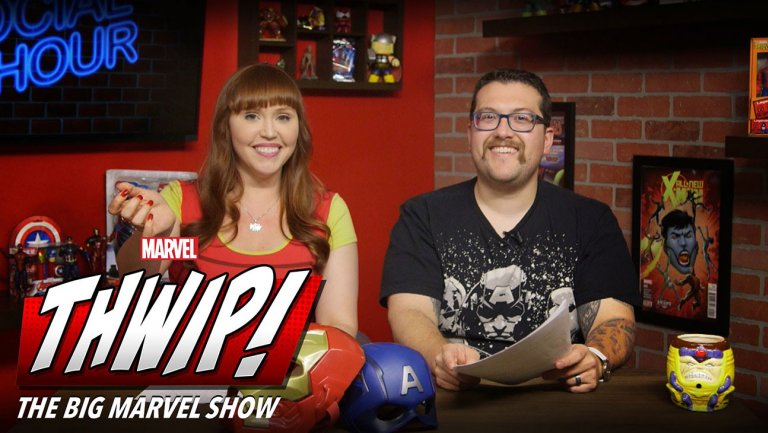 Marvel Launches Weekly Online Variety Show 'THWIP'