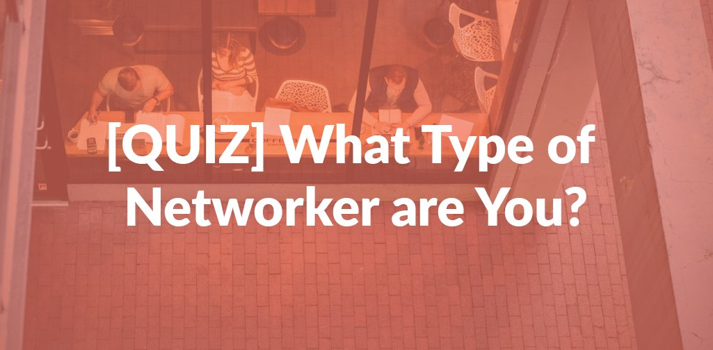 Take our #quiz today. What type of networker are you? https://t.co/Nd5harUo29 #networking https://t.co/Q8Q82XAGFh