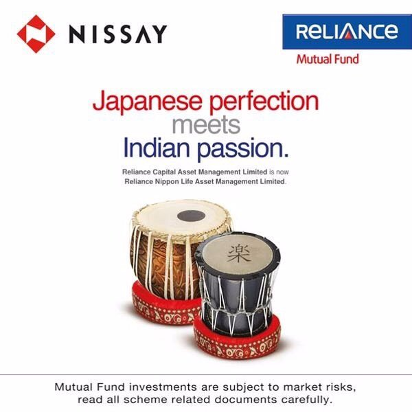 Congratulations @Reliance_MF !! Indian Passion meets Japanese Perfection!! #PassionMeetsPerfection https://t.co/3TX7uP70Ym