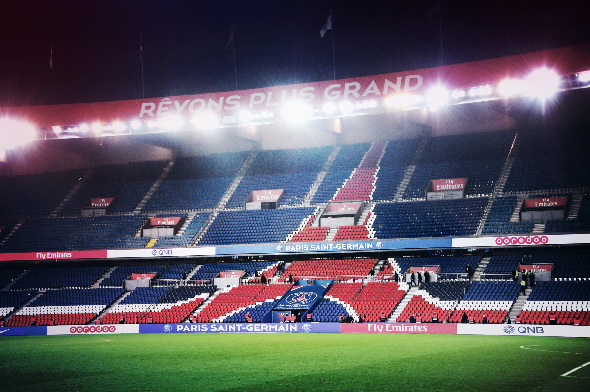 My last game tomorrow at Parc des Princes. I came like a king, left like a legend https://t.co/OpLL3wzKh0