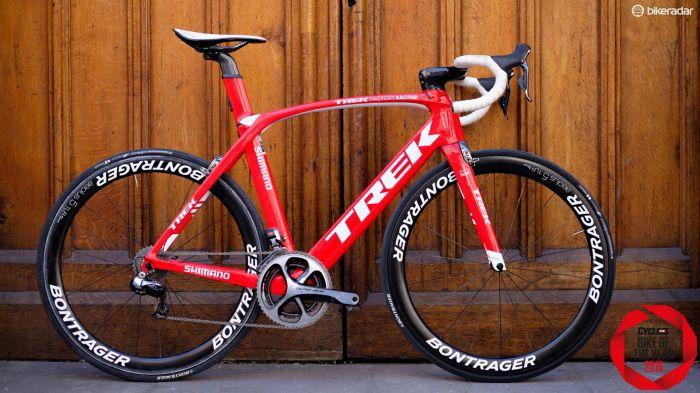 """State-of-the-art aero superbike"" @bikeradar looks at the Trek Madone P1 https://t.co/8Qx85T8F6O Race Shop Limited https://t.co/VQfI15SlEK"