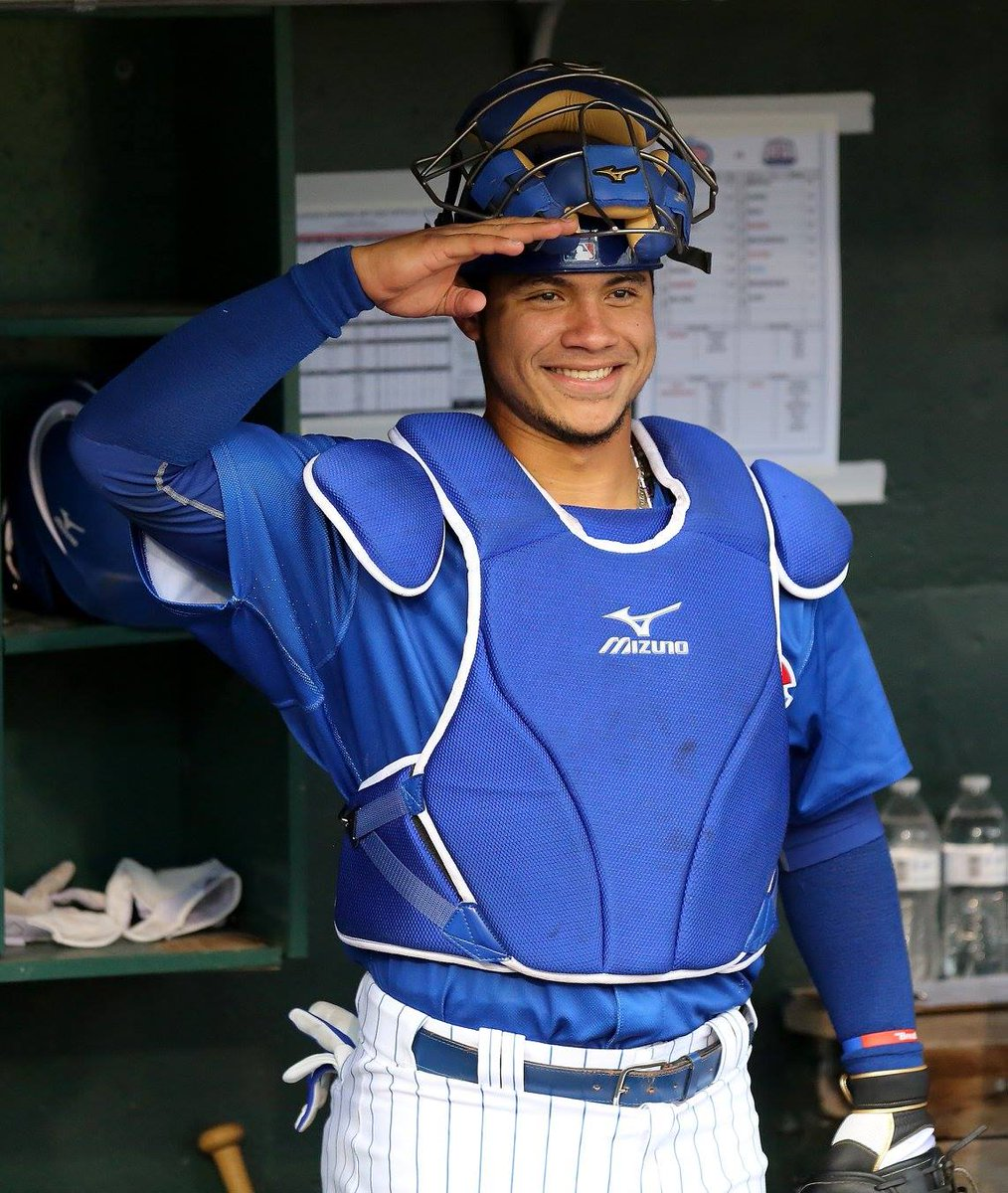Wishing a very Happy Birthday to I-Cubs' catcher, Willson Contreras! https://t.co/NGwuniBEKD